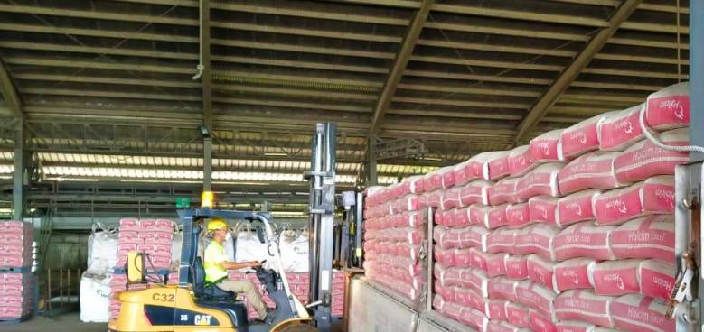 holcim philippines resumes operations